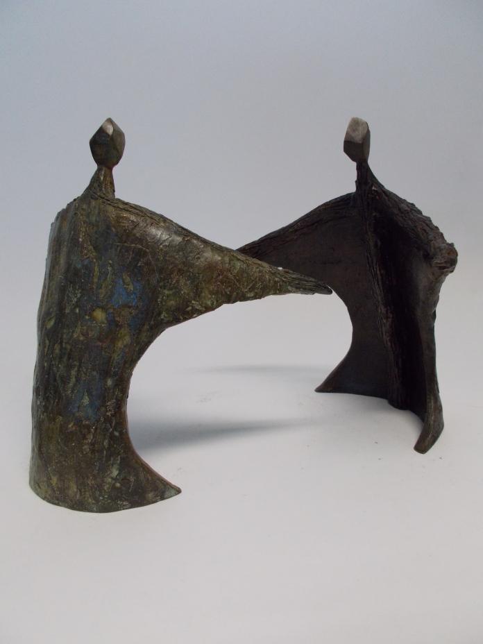 Bronze 110 mm high